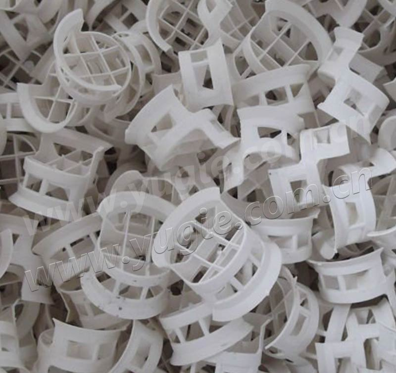 Plastic Conjugate Ring Packing