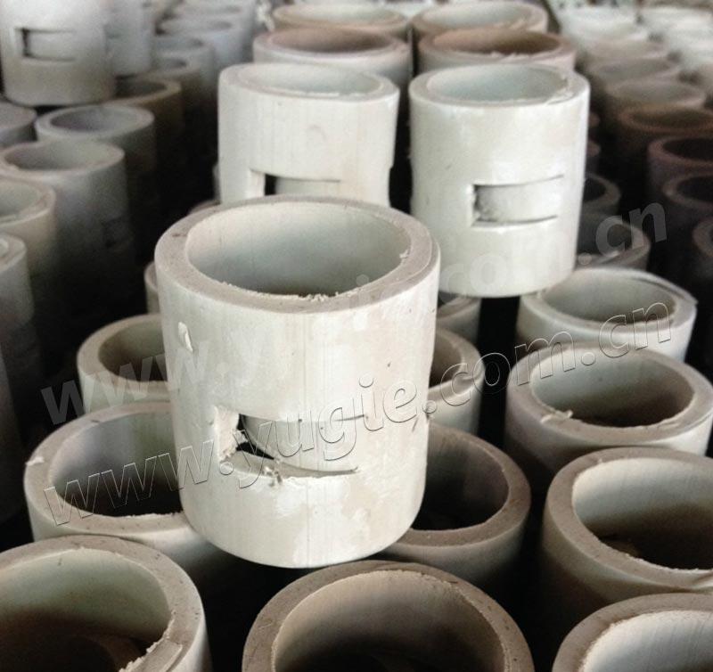 Ceramic Pall Ring