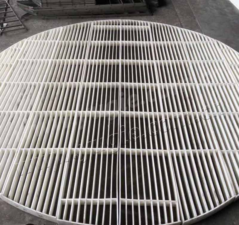 Packing Support Grating Grid