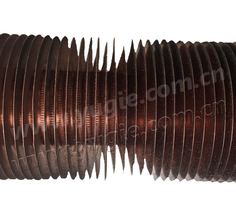 KL Fin Tube(It is Knurled