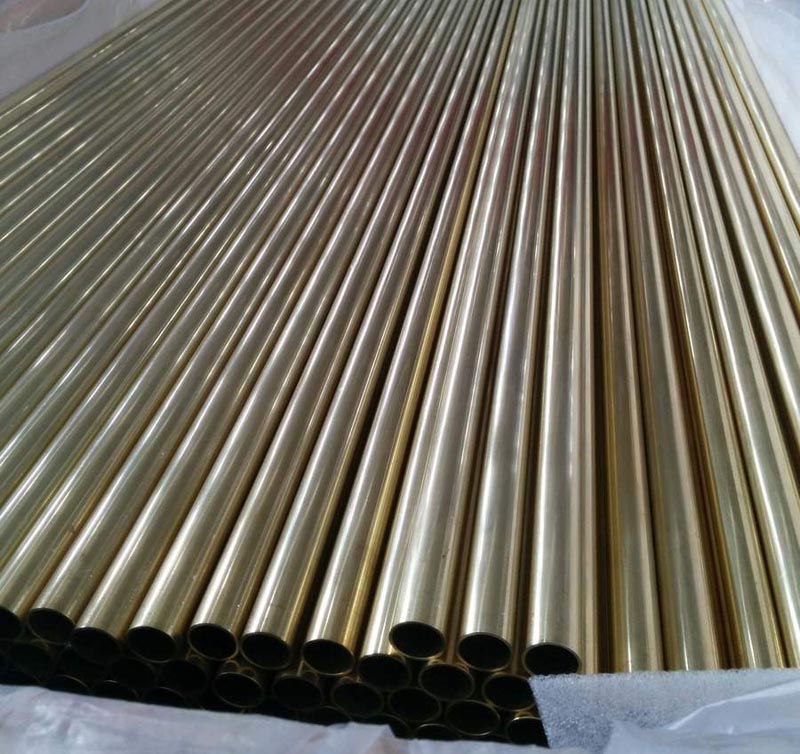 C44300 Admiralty Brass Tube