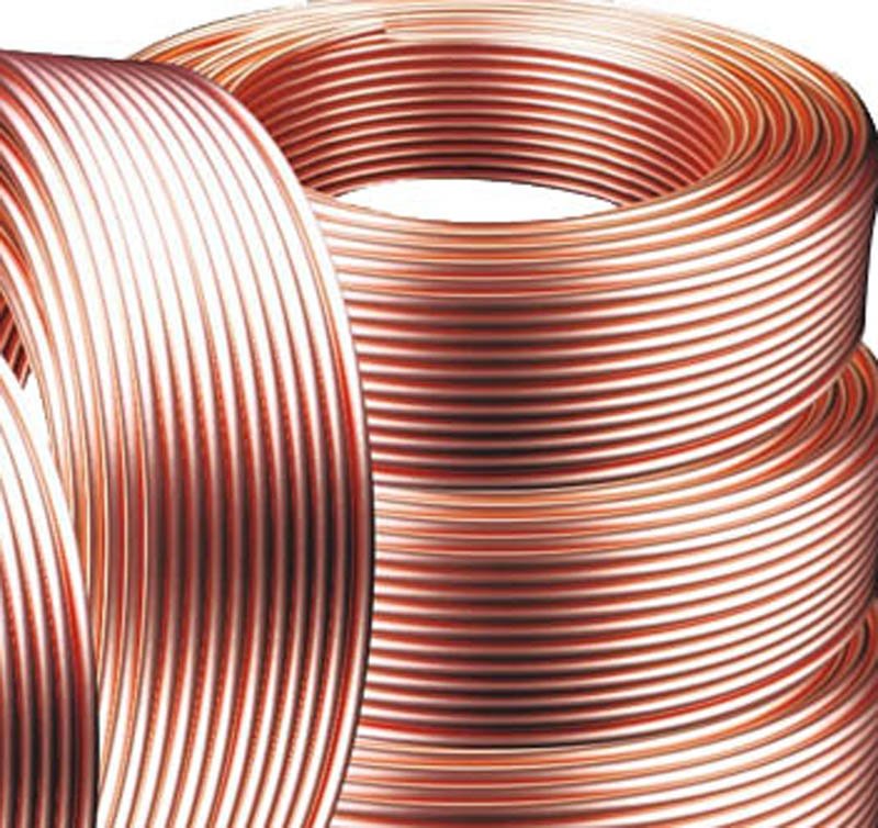 Copper coil/Pan cake/Copper Capillary tube