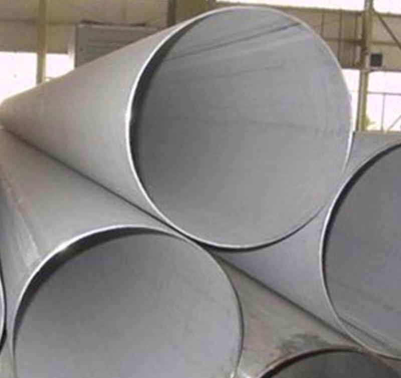 Large Diameter Alumium Tubes