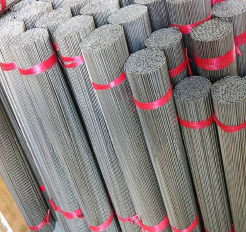 Carbon Structure Capillary Tube