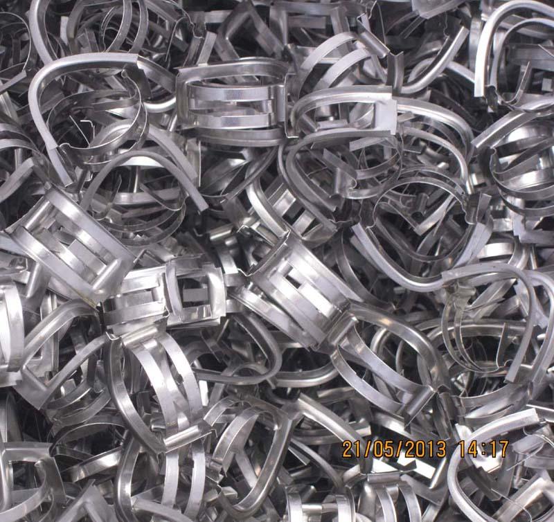 Metal Intalox Saddle Rings