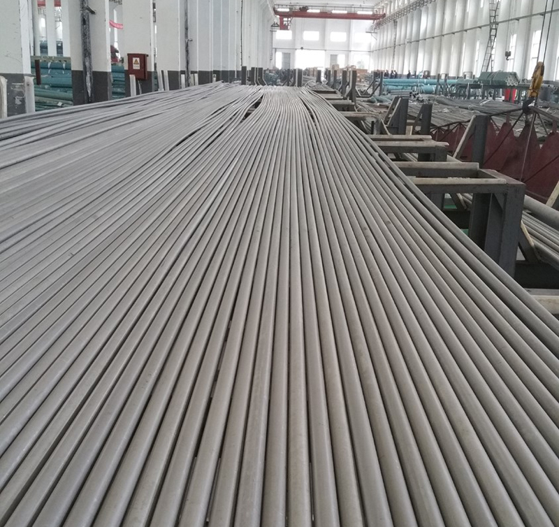 Duplex SS Pipe/Tube
