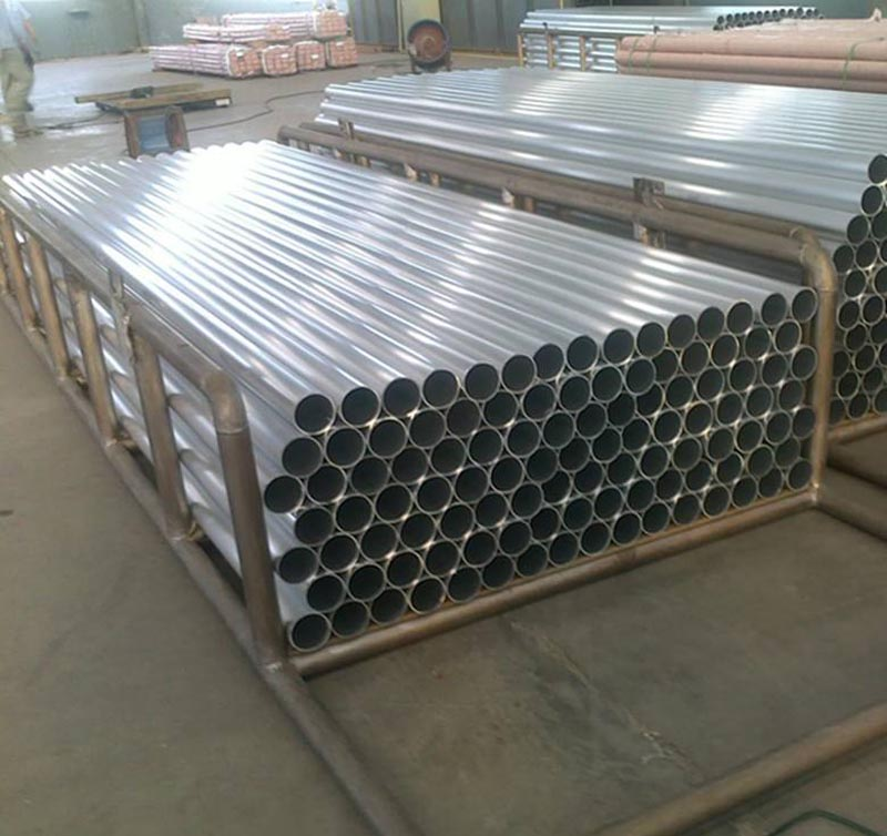 6000 Series Aluminum Tubes and Pipe