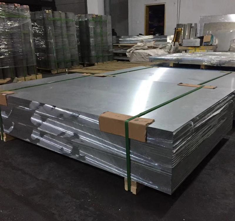 Aluminum and Aluminum Alloy Plate