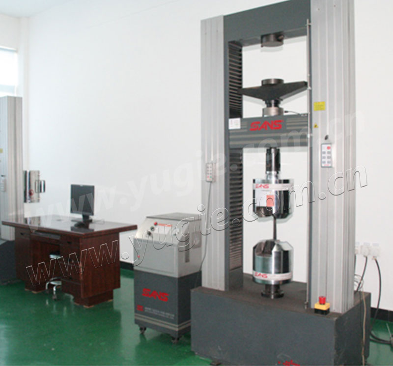 High Temperature Tensile Test Machine