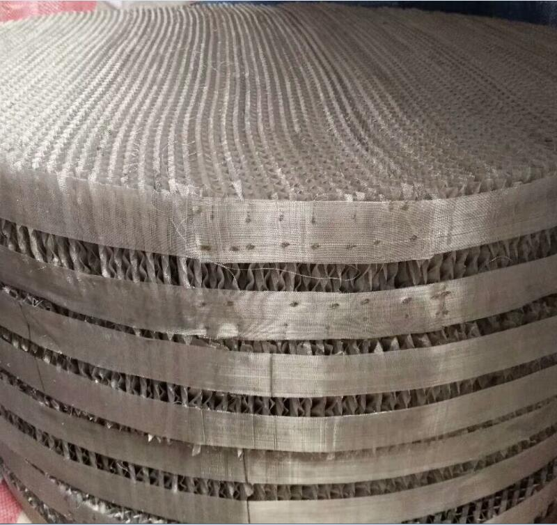 Mesh Corrugated Packing