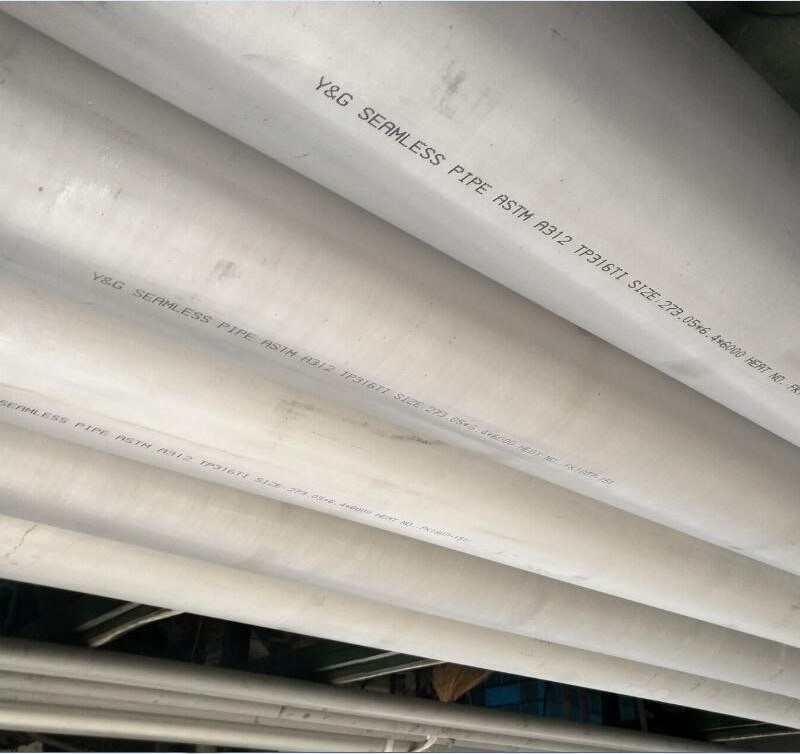 Austenitic SS Pipe/Tube