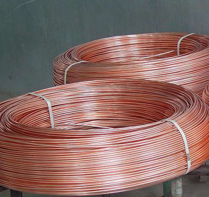 Copper coil/Pan cake/Copper Capillary tube