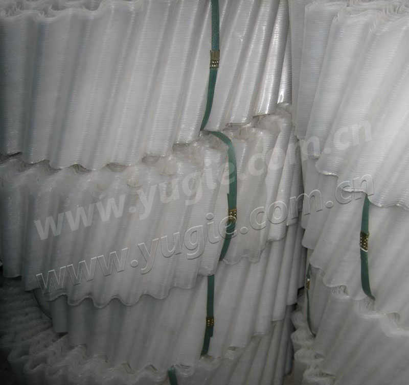 Plastic Wire Gauze Packings